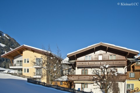 Foto Appartements - Haus Schartner im Winter